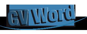 logo cv-word